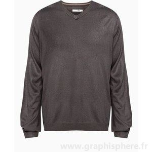 pull col v homme fashion eaa01ba0a49d